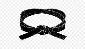 Logo Cinturon Negro