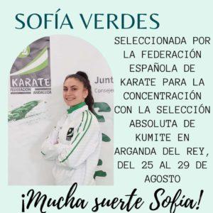 Sofia Verdes